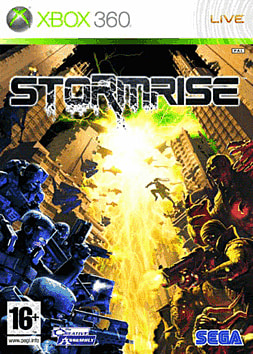 Stormrise Xbox 360 Cover Art