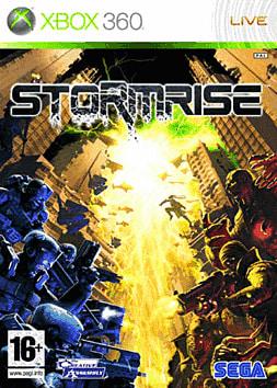 Stormrise Xbox 360 Cover Art