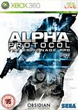Alpha Protocol Xbox 360