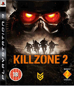 Killzone 2 PlayStation 3 Cover Art
