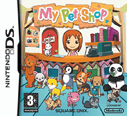 My Pet Shop DSi and DS Lite