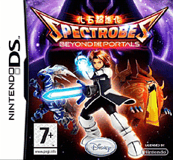 Spectrobes: Beyond the Portals DSi and DS Lite
