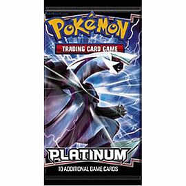 Pokemon Cards Platinum Booster Accessories