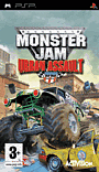 Monster Jam Urban Assault PSP