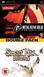 Metal Gear Solid Portable Ops/Silent Hill Origins Doublepack PSP