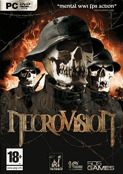 Necrovision PC Games and Downloads Cover Art