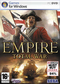Empire: Total War PC Games and Downloads Cover Art
