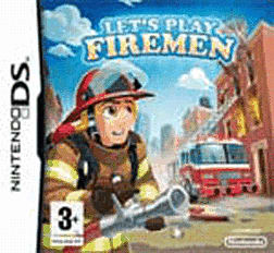 Let's Play Firemen DSi and DS Lite Cover Art