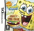 Spongebob Squarepants: Frantic Fry Cook DSi and DS Lite
