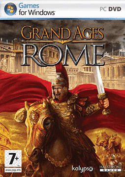 Grand Ages: ROME PC Games and Downloads Cover Art