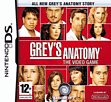 Grey's Anatomy DSi and DS Lite