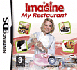 Imagine My Restaurant DSi and DS Lite
