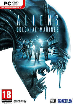 Aliens: Colonial Marines PC Games and Downloads Cover Art