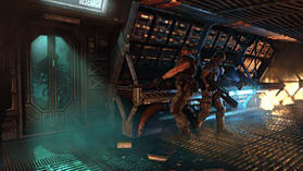 Aliens: Colonial Marines screen shot 8