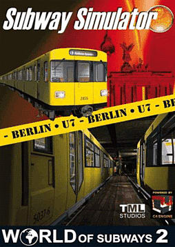 World of Subways Vol 2 (Berlin Subway) PC Games and Downloads