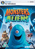 Monsters vs Aliens PC Games and Downloads