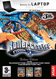 Games for Laptops: Rollercoaster Tycoon 3 Deluxe PC Games and Downloads