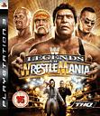 WWE Legends of Wrestlemania PlayStation 3