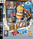 Buzz! Brain of the UK PlayStation 3