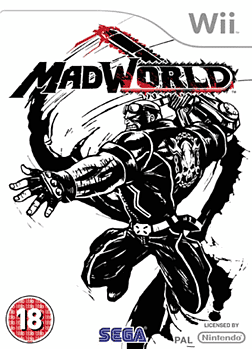 MadWorld Wii Cover Art