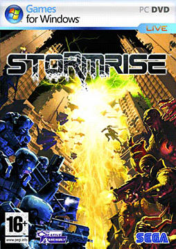 Stormrise PC Games and Downloads Cover Art