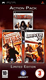 PSP Triple Pack: Prince of Persia: Revelations, Driver 76, Rainbow Six Vegas PSP