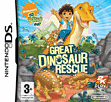 Go Diego Go! Great Dinosaur Rescue DSi and DS Lite