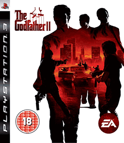 The Godfather 2 PlayStation 3 Cover Art