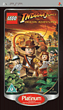 Lego Indiana Jones: The Original Adventures Platinum PSP