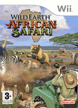 Wild Earth African Safari Wii