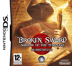Broken Sword: Shadow of the Templars DSi and DS Lite