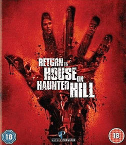 Return to House on Haunted Hill (Blu-ray) Blu-ray