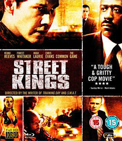 Street Kings (Blu-ray) Blu-ray 