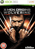 X-Men Origins: Wolverine Uncaged Edition Xbox 360