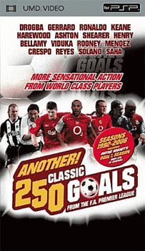 Another 250 Goals (15th Anniversary) PSP