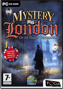 Mystery in London PC Games and Downloads Cover Art