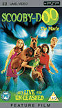 Scoobydoo The Movie PSP