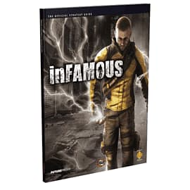 inFAMOUS Strategy Guide Strategy Guides and Books 