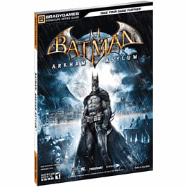 Batman Arkham Asylum Strategy Guide Strategy Guides and Books