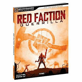 Red Faction Guerrilla Strategy Guide Strategy Guides and Books 