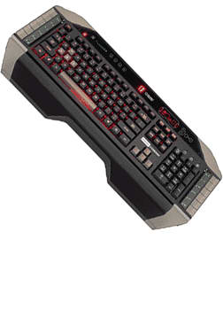 Mad Catz V.7 Keyboard Accessories