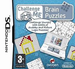 Challenge Me: Brain Puzzles DSi and DS Lite