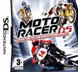 Moto Racer DSi and DS Lite Cover Art