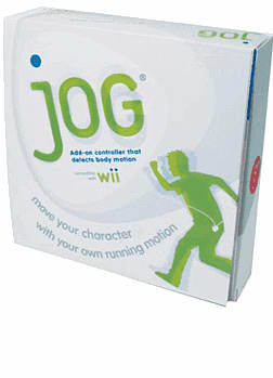 jOG for Wii Accessories
