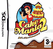 Cake Mania 2: Jill's Next Adventure DSi and DS Lite