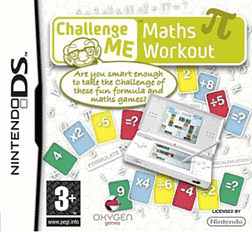 Challenge Me: Maths Workout DSi and DS Lite