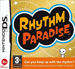 Rhythm Paradise DSi and DS Lite