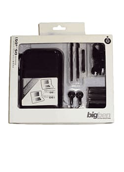 DSi Essentials Pack Accessories