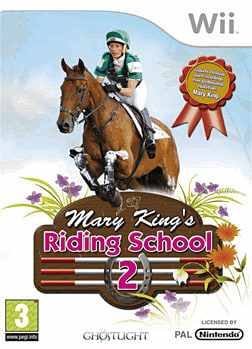 Mary King's Riding School 2 Wii Cover Art