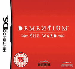 Dementium DSi and DS Lite Cover Art